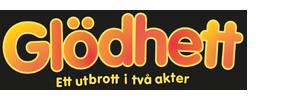 """Logo för revyn """"Glödhett"""""""