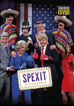 """""""Spexit"""" för 175 kr/st + porto"""